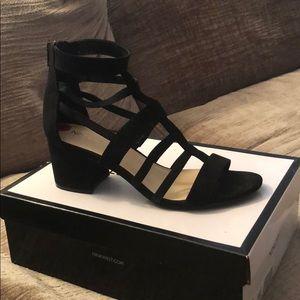 Nine West Sandal Block Heel